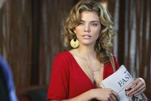 AnnaLynne McCord in TV's 90210