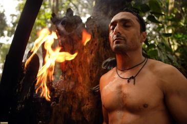 Rahul Bose in Before the Rains