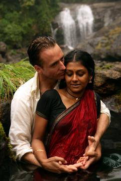 Linus Roache (left) and Nandita Das in Before the Rains