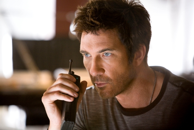 Dylan McDermott in TNT's Dark Blue