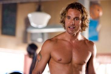Matthew McConaughey in Fool's Gold