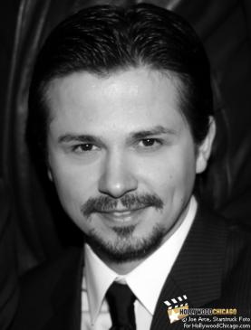 Freddy Rodriguez in Chicago, Nothing Like the Holidays