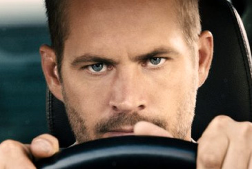 Furious 7 with Paul Walker