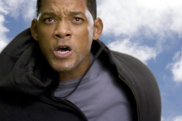 Will Smith in Hancock