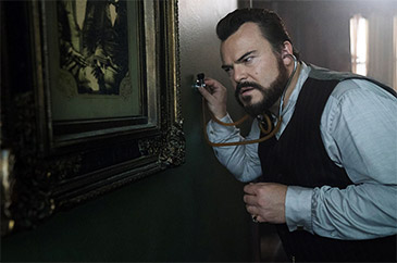 The House with a Clock in Its Walls with Jack Black
