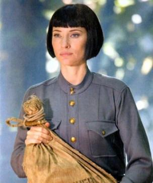 Cate Blanchett in Indiana Jones and the Kingdom of the Crystal Skull