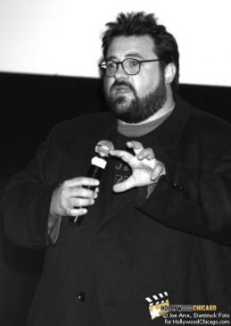 Kevin Smith for Zack and Miri Make a Porno at 2008 Chicago International Film Festival