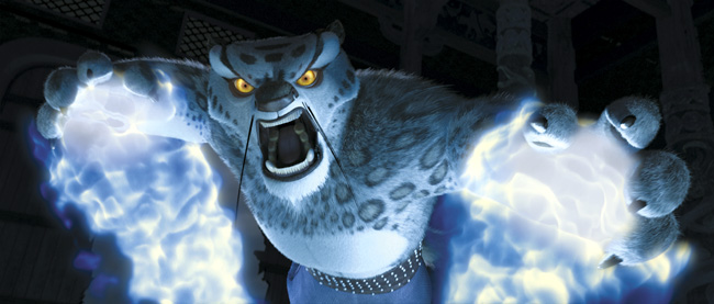After having spent 20 years in the inescapable Chorh-Gom Prison, Tai Lung (Ian McShane) makes his daring escape in DreamWorks' Kung Fu Panda