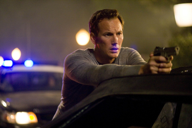 Patrick Wilson as Chris Mattson in Lakeview Terrace