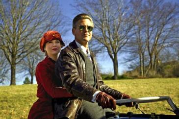 Renée Zellweger, George Clooney, Leatherheads (4)