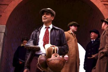 George Clooney, Leatherheads (9)