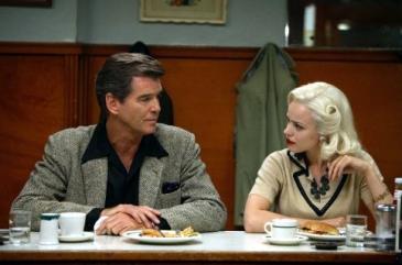 Pierce Brosnan and Rachel McAdams in Married Life