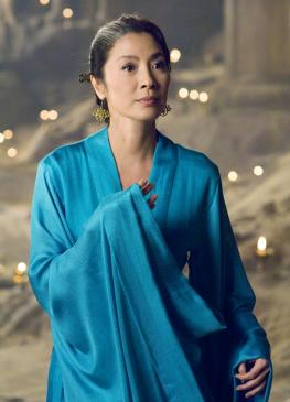 Michelle Yeoh, The Mummy: Tomb of the Dragon Emperor (11)