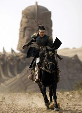 Jet Li, The Mummy: Tomb of the Dragon Emperor (6)
