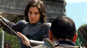 Ben Barnes as Prince Caspian in The Chronicles of Narnia: Prince Caspian