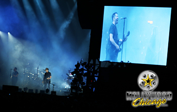 Nine Inch Nails with Trent Reznor at Riot Fest 2017 in Chicago