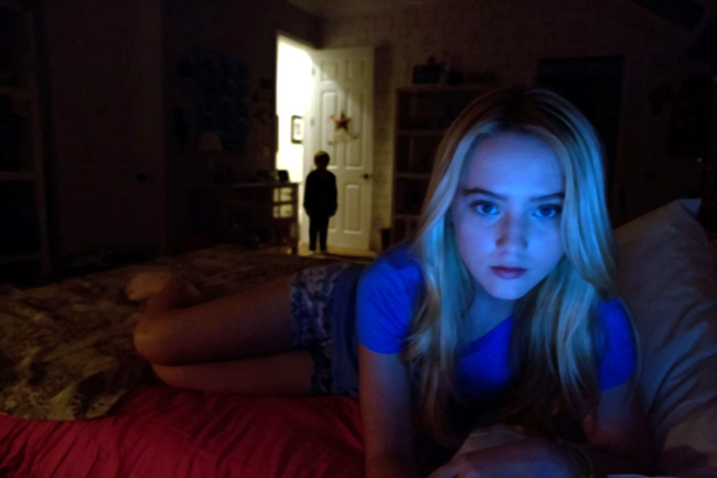 Kathryn Newton in Paranormal Activity 4