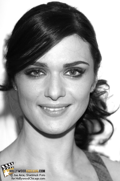 Rachel Weisz, The Brothers Bloom, 2008 Chicago International Film Festival