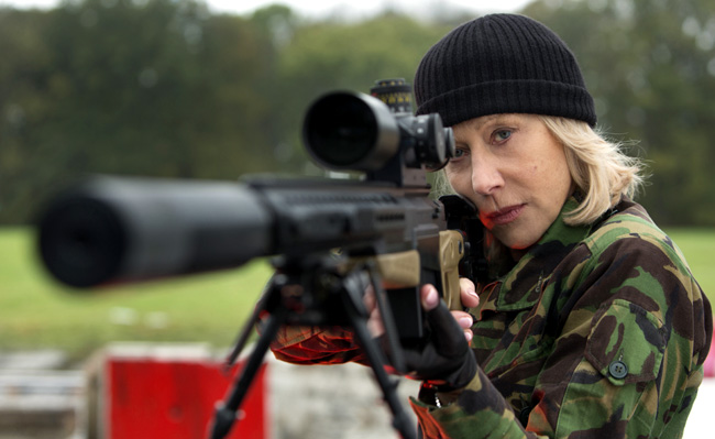 Helen Mirren stars in Red 2