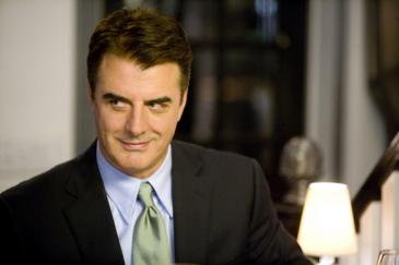 Chris Noth as Mr. Big in New Line Cinema's Sex and the City: The Movie