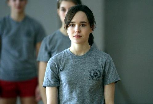 Ellen Page in Smart People