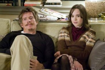 Thomas Haden Church and Ellen Page in Smart People