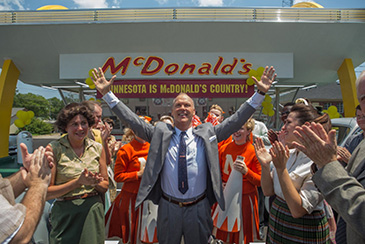 The Founder with Michael Keaton