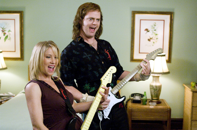 Rainn Wilson, Christina Applegate, The Rocker (5)