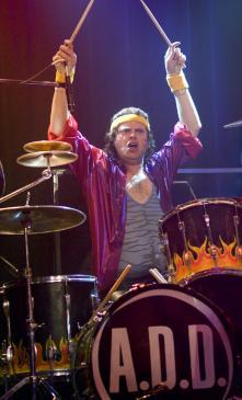 Rainn Wilson, The Rocker (9)