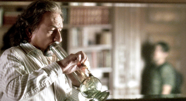 Sir Ben Kingsley as Dr. Squires in The Wackness
