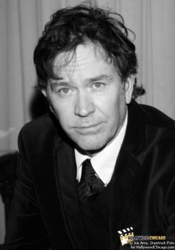Timothy Hutton in Chicago for Leverage on TNT