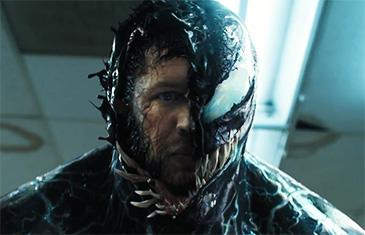 Venom with Tom Hardy