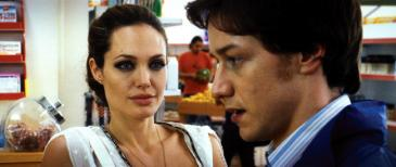 Angelina Jolie, James McAvoy, Wanted (16)