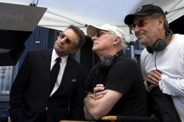 Robert De Niro, Barry Levinson, Art Linson, What Just Happened? (11)