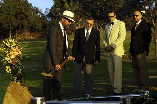 Bruce Willis, Robert De Niro, John Turturro, Stanley Tucci, What Just Happened? (4)