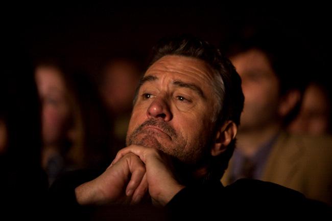 Robert De Niro in What Just Happened?