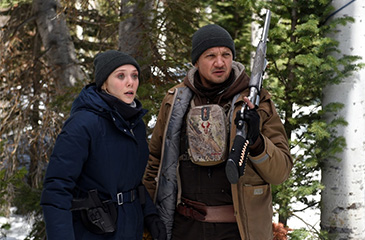 Wind River with Jeremy Renner