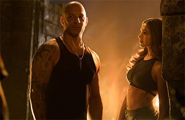 xXx: Return of Xander Cage with Vin Diesel