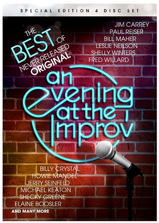 The Best of the Original An Evening at the Improv