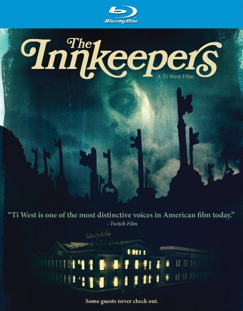 The Innkeepers was released on Blu-ray and DVD on April 24, 2012