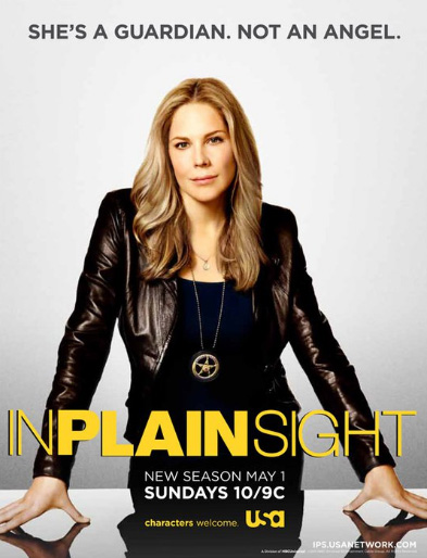 Season four of In Plain Sight on USA Network with Mary McCormack