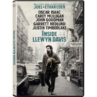 Inside Llewyn Davis was released on DVD on March 11, 2014