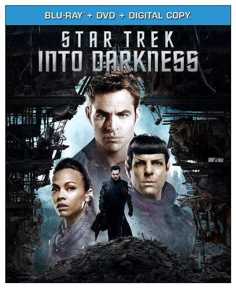 Star Trek Into Darkness was released on Blu-ray and DVD on September 10, 2013