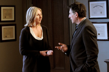In Treatment: Hope Davis, Gabriel Byrne