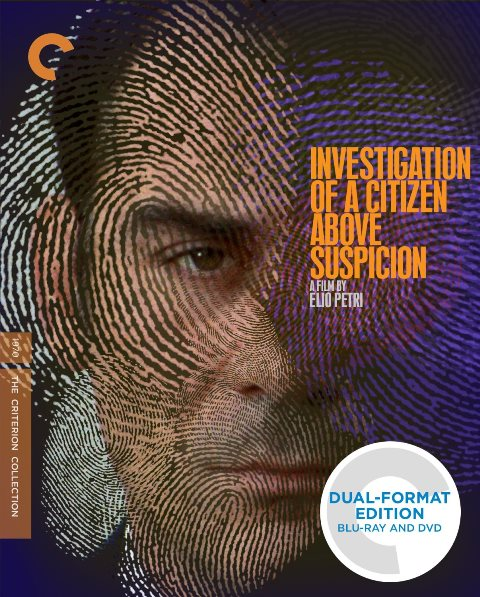 Investigation of a Citizen Above Suspicion was released on Blu-ray on December 3, 2013