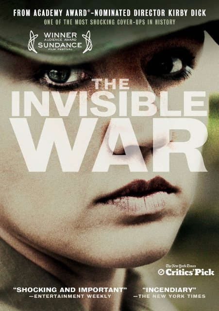 The Invisible War was released on DVD on October 23, 2012