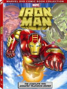Iron Man: The Complete 1994 Animated Television Series