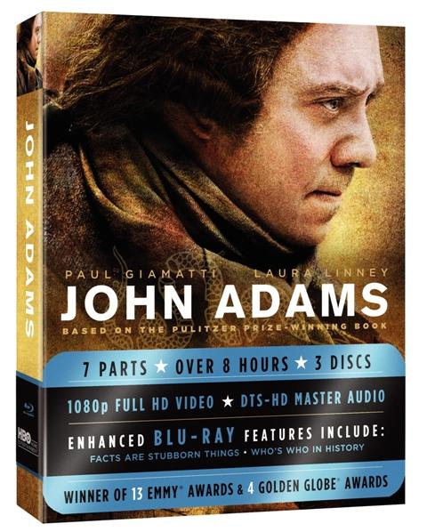 John Adams - Saison 01 [Complete]