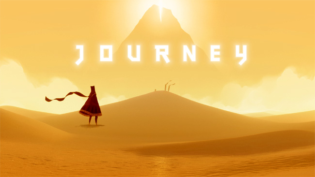 Journey on PlayStation 4 and PlayStation 3