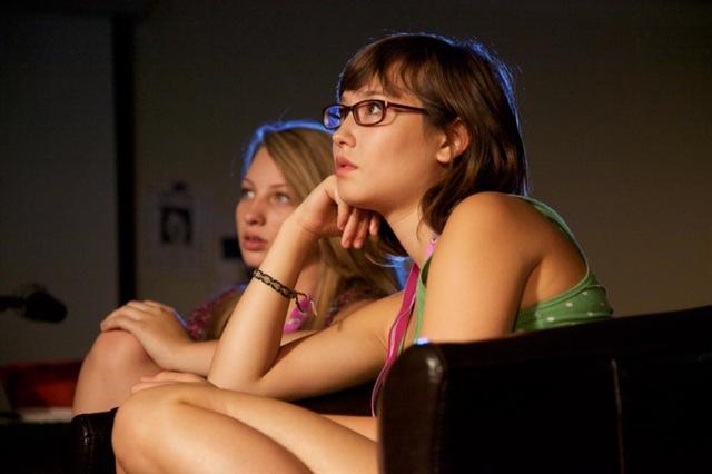 Lauren Lee and Elaine Hurt star in Emily Hagins's My Sucky Teen Romance.
